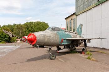 1013 - Czechoslovak - Air Force Mikoyan-Gurevich MiG-21F-13