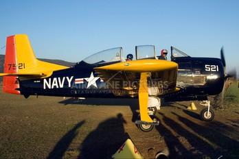 VH-ZUK - Aerotec Flight Training North American AT-28D Trojan