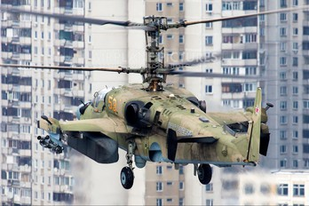 53 - Russia - Air Force Kamov Ka-52 Alligator