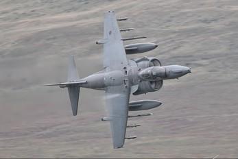 ZG502 - Royal Air Force British Aerospace Harrier GR.9