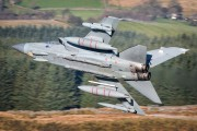 ZD713 - Royal Air Force Panavia Tornado GR.4 / 4A aircraft