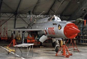 8705 - Poland - Navy Mikoyan-Gurevich MiG-21bis