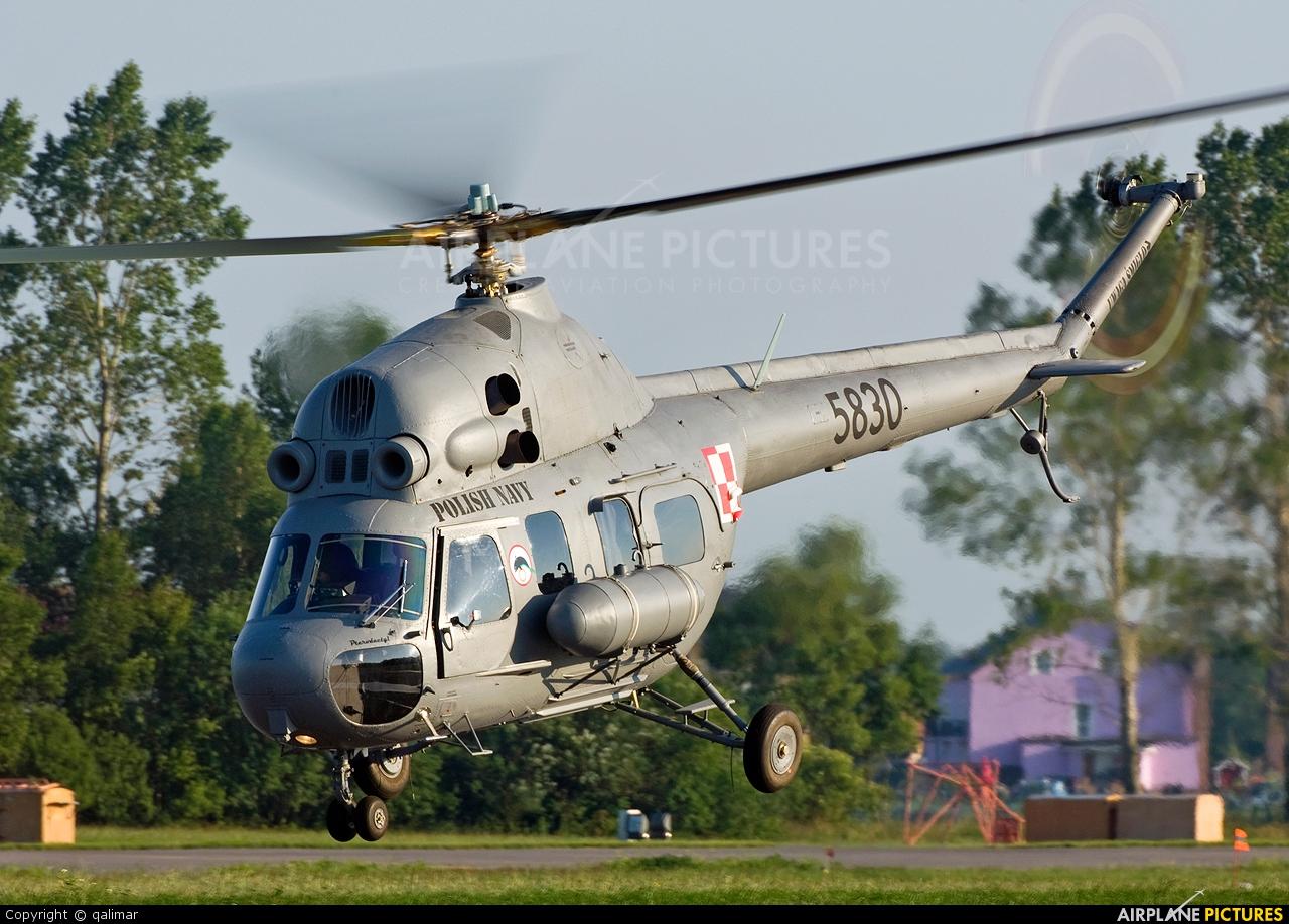 Poland - Navy 5830 aircraft at Darłowo