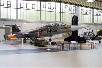 29+06 - Germany - Air Force Lockheed TF-104G Starfighter