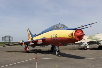 798 - Germany - Democratic Republic Air Force Sukhoi Su-22M-4