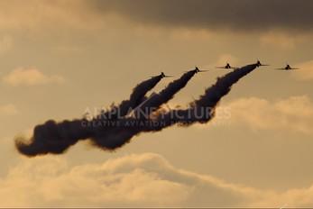 "XX244 - Royal Air Force ""Red Arrows"" British Aerospace Hawk T.1/ 1A"