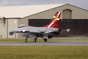 E-194 - Denmark - Air Force General Dynamics F-16A Fighting Falcon aircraft