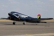 6840 - South Africa - Air Force Douglas C-47TP aircraft