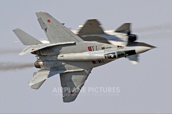 29 - Russia - Air Force Mikoyan-Gurevich MiG-29SMT