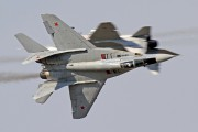 29 - Russia - Air Force Mikoyan-Gurevich MiG-29SMT aircraft