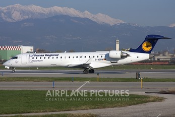 D-ACPN - Lufthansa Regional - CityLine Canadair CL-600 CRJ-701