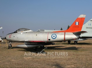 19409 - Greece - Hellenic Air Force Canadair CL-13 Sabre (all marks)