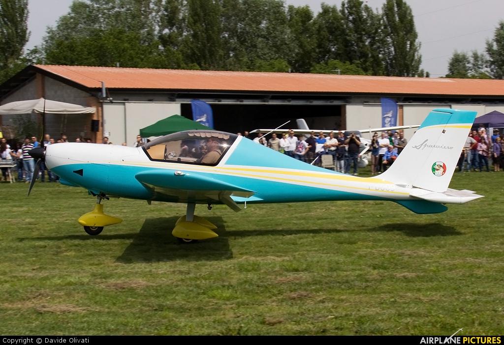 Private I-B009 aircraft at Bergamo - Caravaggio