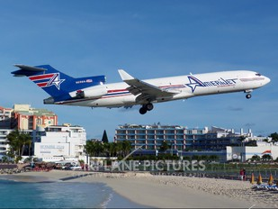 N598AJ - Amerijet International Boeing 727-200F (Adv)