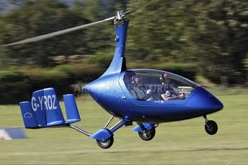 G-YROZ - Private Rotorsport Calidus