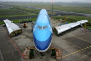 PH-BUK - KLM Boeing 747-200 aircraft