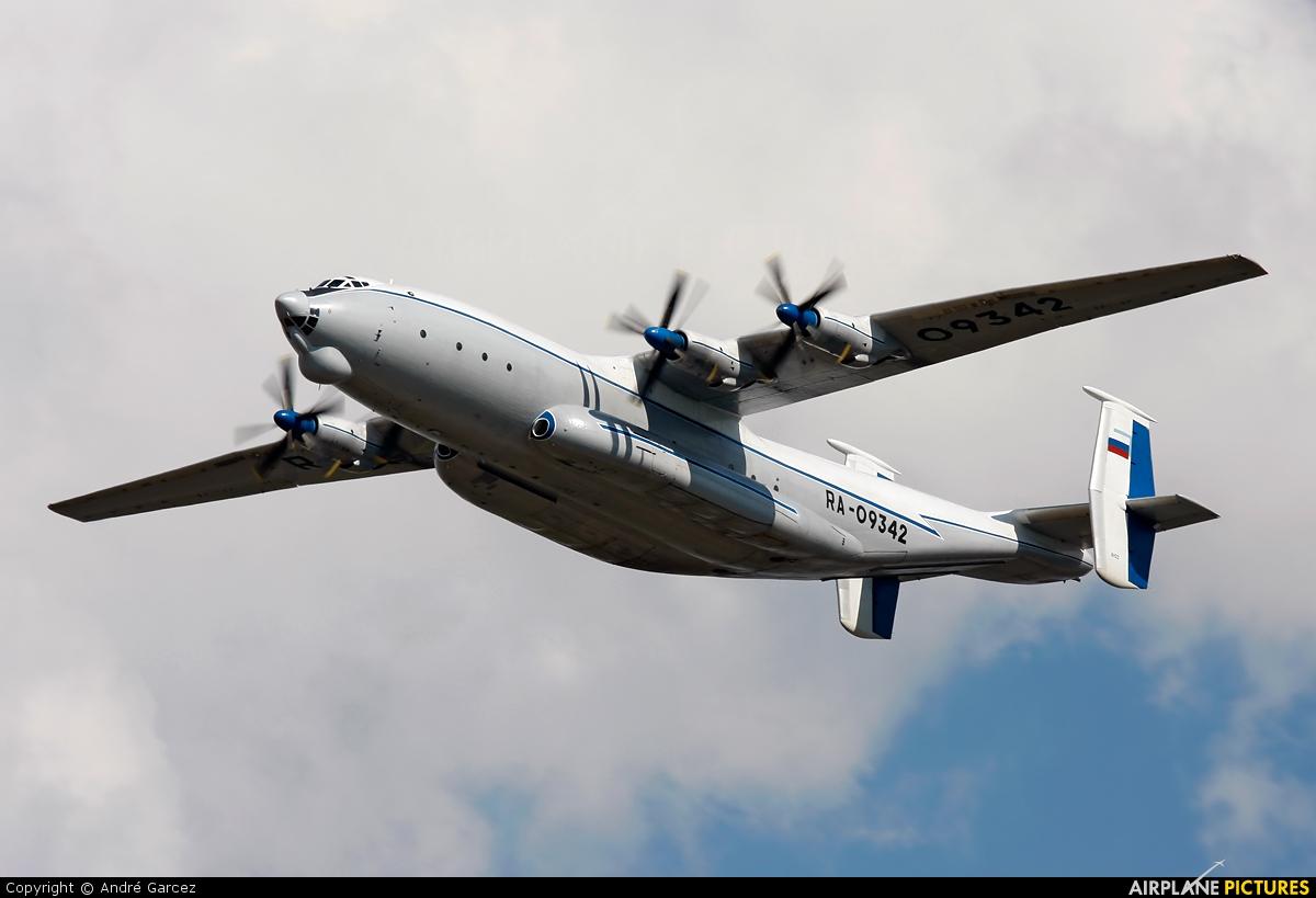 Russia - Air Force RA-09342 aircraft at Ramenskoye - Zhukovsky