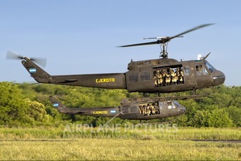 AE-491 - Argentina - Army Bell UH-1H Iroquois