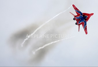 "- - Russia - Air Force ""Strizhi"" Mikoyan-Gurevich MiG-29"
