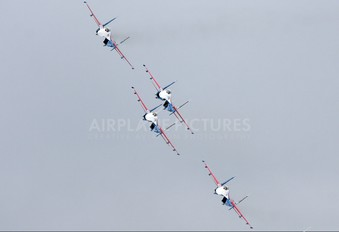 "- - Russia - Air Force ""Russian Knights"" Sukhoi Su-27"