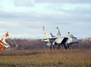 09 - Russia - Air Force Mikoyan-Gurevich MiG-31 (all models)
