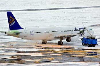 P4-KDA - Air Astana Airbus A321