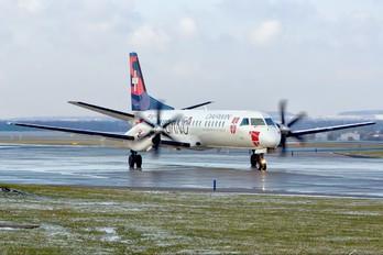 HB-IYD - Darwin Airline SAAB 2000