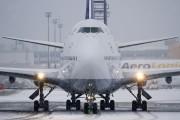D-ABVE - Lufthansa Boeing 747-400 aircraft
