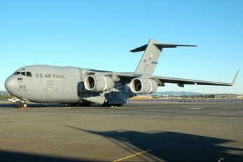 03-3119 - USA - Air National Guard Boeing C-17A Globemaster III