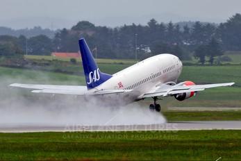 LN-BUG - SAS - Scandinavian Airlines Boeing 737-500