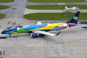 PR-AXH - Azul Linhas Aéreas Embraer ERJ-195 (190-200)