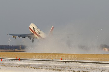 N700CK - Kalitta Air Boeing 747-200F