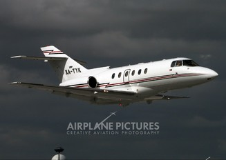 XA-TYK - Aerolineas Ejecutivas Hawker Beechcraft 800XP