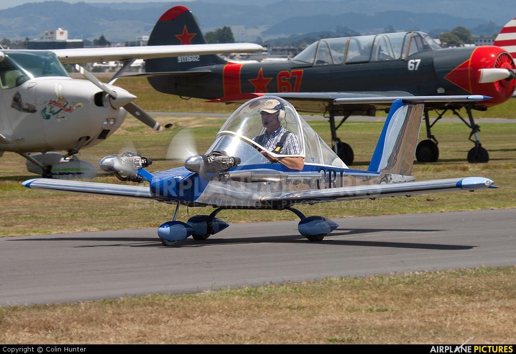Private ZK-CRI aircraft at Tauranga
