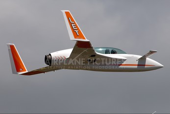 ZK-LET - Private Rutan Long-Ez