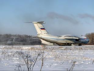 RA-76741 - Russia - Air Force Ilyushin Il-76 (all models)