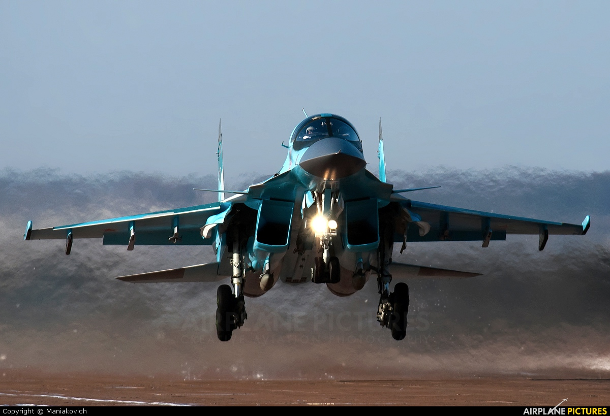 Russia - Air Force 04 aircraft at Undisclosed location
