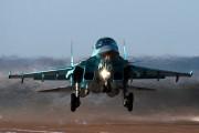 04 - Russia - Air Force Sukhoi Su-34 aircraft