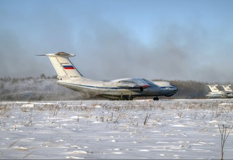 RA-76577 - Russia - Air Force Ilyushin Il-76 (all models)