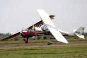 38-55 - Private Apollo Fox aircraft