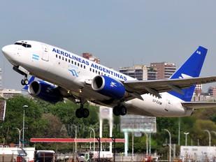 LV-CAM - Aerolineas Argentinas Boeing 737-700