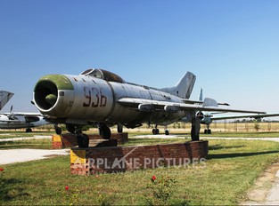 936 - Bulgaria - Air Force Mikoyan-Gurevich MiG-19PM