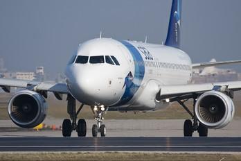CS-TKO - SATA International Airbus A320