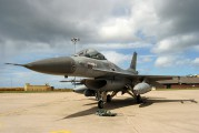 J-879 - Netherlands - Air Force General Dynamics F-16A Fighting Falcon aircraft