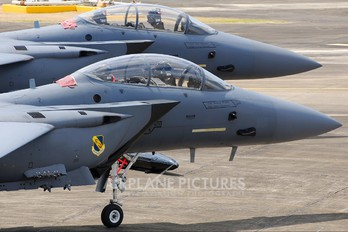 89-0474 - USA - Air Force McDonnell Douglas F-15E Strike Eagle