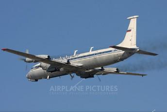 RA-75910 - Russia - Air Force Ilyushin Il-22