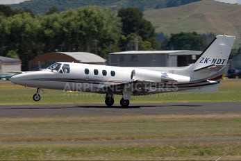ZK-NDT - Private Cessna 501 Citation I / SP