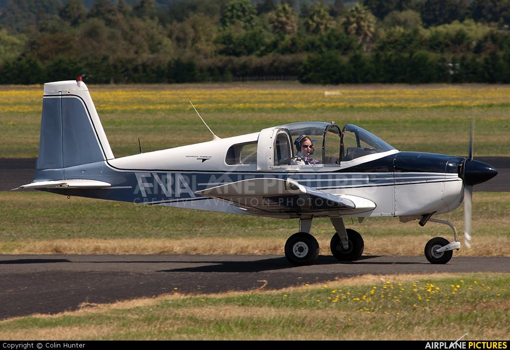 Aero Club - Auckland ZK-FVA aircraft at Ardmore