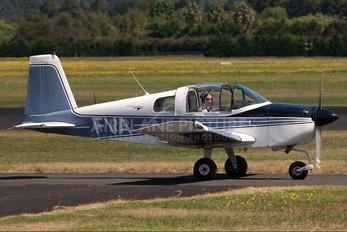 ZK-FVA - Aero Club - Auckland Grumman American AA-1 Yankee