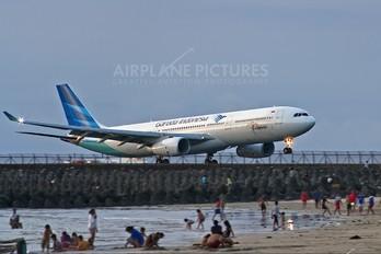 PK-GPD - Garuda Indonesia Airbus A330-300
